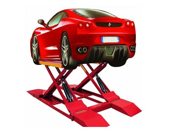 剪叉式汽车升降平台