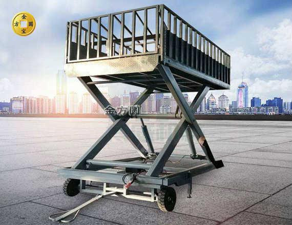 潍坊移动式卸猪台