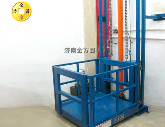 枣庄小型导轨升降平台