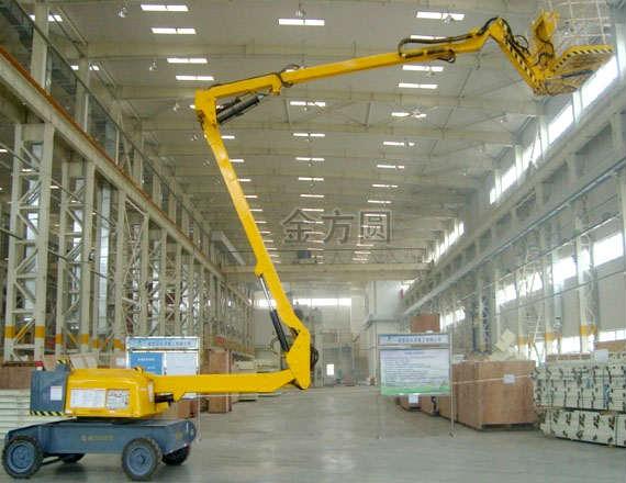 潍坊自行曲臂式升降平台
