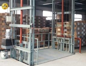 工厂液压货梯